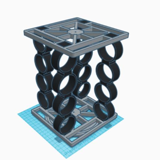 kit especiero.png Download STL file Spice rack rotary spice rack • 3D printing design, Richars
