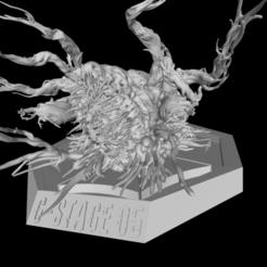 snapshot09.png Télécharger fichier STL Residual Evil 2 Remake G - Stage 05 • Objet pour imprimante 3D, franciscobpk