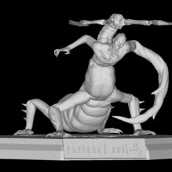 snapshot00.png Télécharger fichier STL Residual Evil 4 - U-03 • Objet à imprimer en 3D, franciscobpk