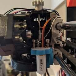 PXL_20201112_094907164.jpg Download free STL file Skelestruder BLTouch rack • 3D print object, ressu