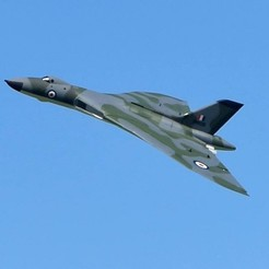 P1330713_Moment(4)square.jpg Download STL file Avro Vulcan B2 RC Model (1/32 scale, 950mm span) • 3D print object, DJDesigns