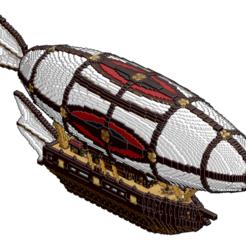 Vigilante Carmesí Portada.png Download OBJ file Minecraft: Scarlet Watchman • 3D print model, Autumn_Worlds