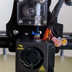 Télécharger fichier STL gratuit Adaptateur Ender 5 Direct Drive pour l'extrudeuse Titan • Plan imprimable en 3D, BoxAndLoop