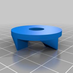 base.png Download free STL file Magic bullet gear replacement • 3D printable design, zhhwang