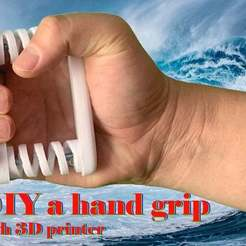 thumb.jpg Download free STL file DIY a strong hand grip • Design to 3D print, zhhwang