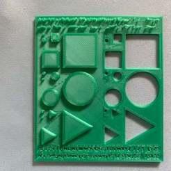 IMG_3590.jpg Télécharger fichier STL gratuit Tester les performances d'une imprimante 3D, simple, facile et numérique • Modèle pour imprimante 3D, zhhwang