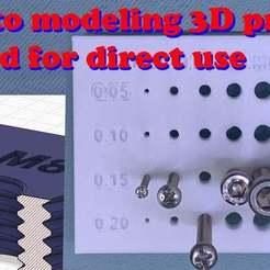 thumb.jpg Télécharger fichier STL gratuit Comment calibrer le fil imprimé en 3D pour une utilisation directe • Plan imprimable en 3D, zhhwang