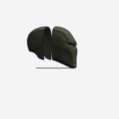 Captura de pantalla 2020-10-14 a la(s) 02.09.23.png Download STL file RED HOOD HELMET • 3D printable design, RIHNOTECH3D