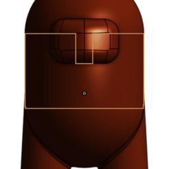 Descargar archivo STL AMOG US-3D-STL  • Modelo para la impresión en 3D, 3DSINGS