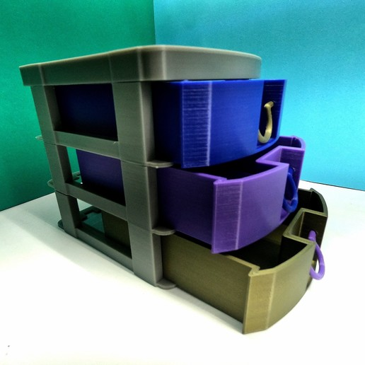IMG_20200915_171651.jpg Download STL file Stackable drawer • 3D printable model, IDEXECT