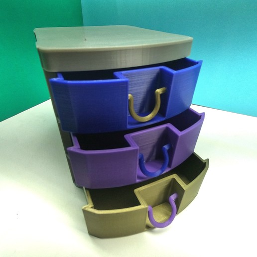 IMG_20200915_171549.jpg Download STL file Stackable drawer • 3D printable model, IDEXECT