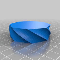 82c97b47b967e983927287f35889a027.png Download free STL file Twisted polygon Vase mode container • 3D printing design, ndisa44