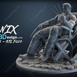 10.jpg Download STL file Wolverine Logan • Model to 3D print, anonymous-9a35a73a-dbd2-46c1-a842-ecad411f58fe