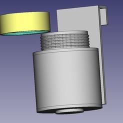 Dispensado de liquido.jpg Download STL file Liquid dispenser • 3D printer model, marecheaua