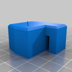pillbox_part_3_144.png Télécharger fichier STL gratuit 1/144 un homme pilulier • Plan pour impression 3D, kscalemodels