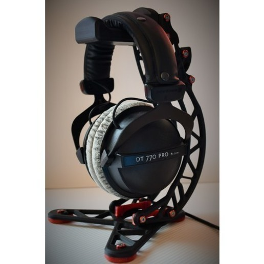 DSC_4584_2.JPG Download free STL file Headphone holder • 3D printable object, Osichan