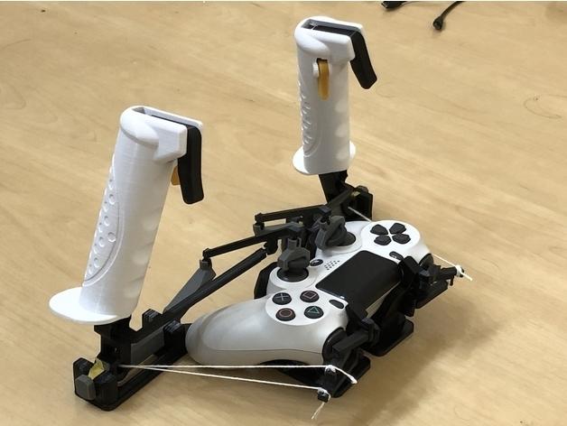 Photo_8.10.2020_23.24.13.jpg Télécharger fichier STL gratuit Joystick PS4 • Design à imprimer en 3D, Osichan