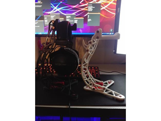 eut290r5vjs21.jpg Download free STL file Headphone holder • 3D printable object, Osichan