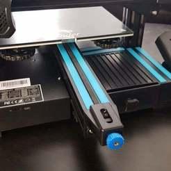 v-slots2_resize.jpg Télécharger fichier STL gratuit Ender 3 V2 V-Slot Covers • Modèle pour impression 3D, RedSoda