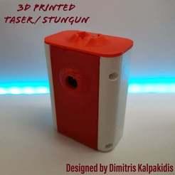 PSX_20200626_163035.jpg Télécharger fichier STL gratuit Taser / Pistolet paralysant • Modèle pour imprimante 3D, dimitriskalpakidis