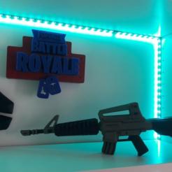 image.png Télécharger fichier STL gratuit fusil d'assaut fortnite • Plan imprimable en 3D, dimitriskalpakidis