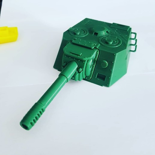 Télécharger fichier STL ISU-152 3Dprint Ready • Objet à imprimer en 3D, yan87design