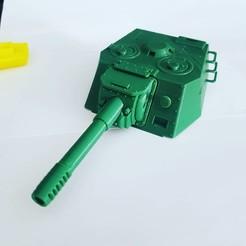 Download STL file ISU-152  3Dprint Ready • 3D printer template, yan87design