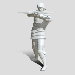 15 (4).jpg Download OBJ file Crossbowman • 3D printer design, SkifX