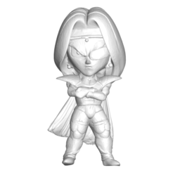 Zarbon_1.png Download free STL file DRAGON BALL Z DBZ / MINIATURE COLLECTIBLE FIGURE DRAGON BALL Z DBZ ZARBON X 2 • 3D printer template, PRODUSTL56