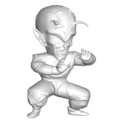 Piccolo_Daimaku_1.png Download free STL file DRAGON BALL Z DBZ / MINIATURE COLLECTIBLE FIGURE DRAGON BALL Z DBZ PICCORO DAIMAKU • 3D printer object, PRODUSTL56