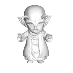 Dende_1.png Download free STL file DRAGON BALL Z DBZ / MINIATURE COLLECTIBLE FIGURE DRAGON BALL Z DBZ DENDE • 3D printer model, PRODUSTL56