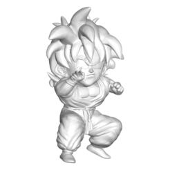 Yamcha_1.png Download free STL file DRAGON BALL Z DBZ / MINIATURE COLLECTIBLE FIGURE DRAGON BALL Z DBZ YAMCHA • Model to 3D print, PRODUSTL56