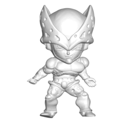Cell_Jrs_1.png Download free STL file DRAGON BALL Z DBZ / MINIATURA COLECCIONABLE FIGURA DRAGON BALL Z DBZ CELL JRS • Design to 3D print, PRODUSTL56