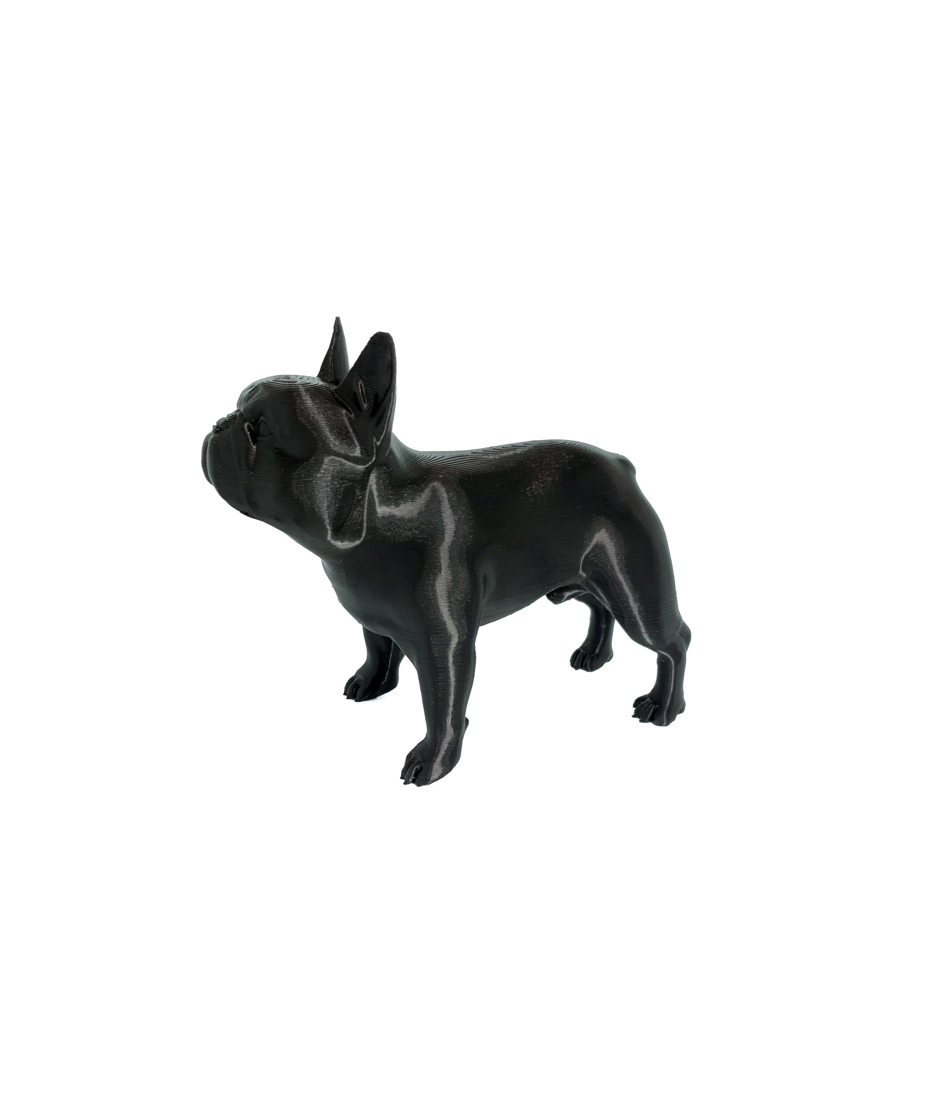 2.jpg Download free STL file Perro Bull Dog FRENCH BULLDOG DOG • 3D printable object, PRODUSTL56
