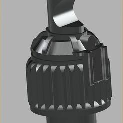M fusion 3D.jpg Download STL file Mr. FUSION for Delorean Playmobil • 3D printing design, RyuSHIROW