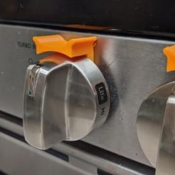 RiggsCasa-Range_Protection (4).jpg Télécharger fichier STL Protection des cuisinières à gaz et électriques (enfants et animaux domestiques) • Design imprimable en 3D, RiggsCasa