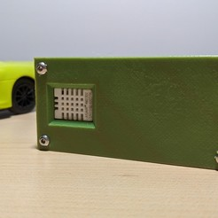 Download free STL file Node-MCU / ESP8266 & DHT22 / AM2301 Heavy Duty BOX • 3D printable object, RiggsCasa