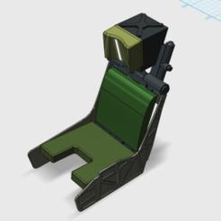 Screen Shot 2020-10-05 at 1.13.57 pm.png Télécharger fichier STL Siège d'éjection FA-18 Hornet • Modèle à imprimer en 3D, DavesRCplanefactory