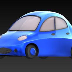 CAR 1.PNG Télécharger fichier STL Voiture-jouet de luxe • Plan pour imprimante 3D, AmeerSohail17