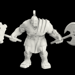Screenshot 2020-09-18 203400.png Download STL file Armored Hulk • 3D print template, Rodman3D