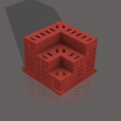 1.png Télécharger fichier STL USB Cube • Plan pour imprimante 3D, 3DModels