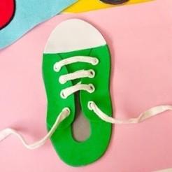 unnamed.jpg Télécharger fichier STL modèle apprendre à faire les lacets • Design à imprimer en 3D, schwemmergisela