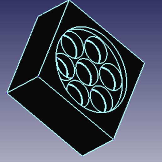 Download STL file Massage soap mould • Design to 3D print, jesusadrianparmigiani