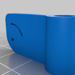 dji_camera_mount_5_inch_drone_hole_5mm.png Télécharger fichier STL gratuit Support de caméra FPV DJI Trou 5mm • Modèle imprimable en 3D, johnlamck