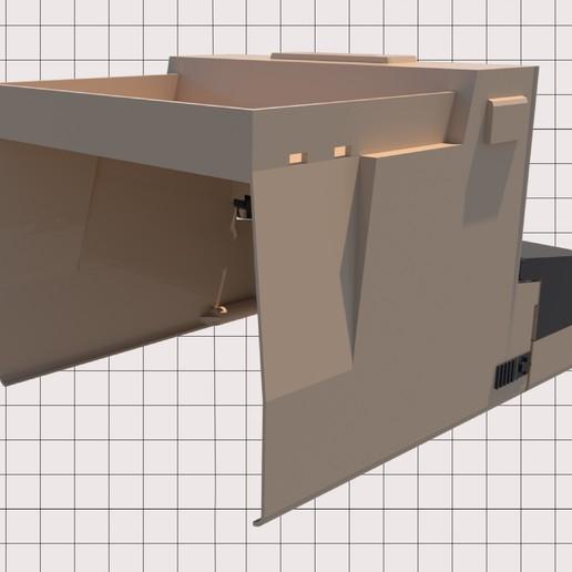 5.jpg Télécharger fichier STL Porte-papier hygiénique Polaroid (couvercle*) • Design pour impression 3D, M3DLOCKER