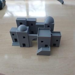 20200926_115402.jpg Télécharger fichier STL Village modèle de Belen • Objet à imprimer en 3D, ferperezballesteros