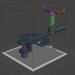 STOP MOTION ANIMATORS BUDDY1.JPG Download STL file Stop Motion Animators Buddy - For Smartphone • 3D printing design, pstark