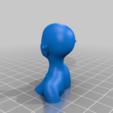 ElfBust-STL.png Télécharger fichier STL gratuit Elf Bust - Une expérience pour des parties séparées • Plan pour imprimante 3D, okMOK