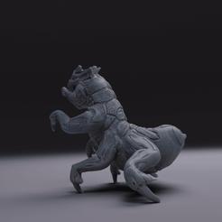 RENDER0122.png Télécharger fichier STL gratuit Nymphe de libellule • Design pour impression 3D, anvilcrafter