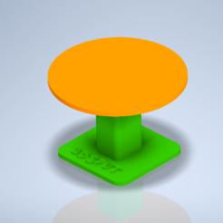 image.PNG Download STL file Mini Turntable  • 3D printer design, aaryakumargupta
